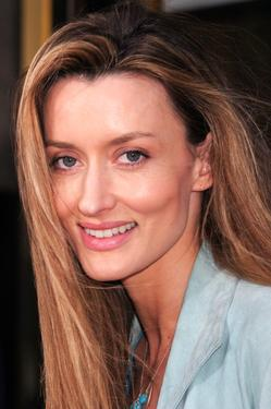 "Natascha McElhone at the premiere of ""Man On Fire""."