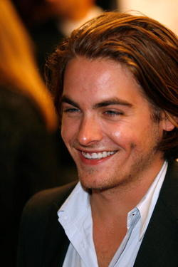 "Kevin Zegers at the premiere party of ""The Jane Austen Book Club"" during the Toronto International Film Festival."