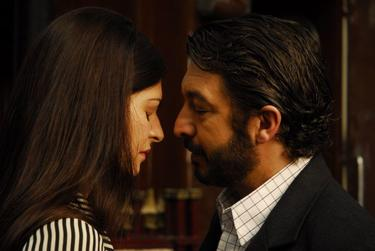 "Soledad Villamil as Irene Menendez Hastings and Ricardo Darin as Benjamin Esposito in ""The Secret in Their Eyes."""