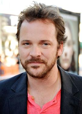 "Peter Sarsgaard at the California premiere of ""Orphan."""