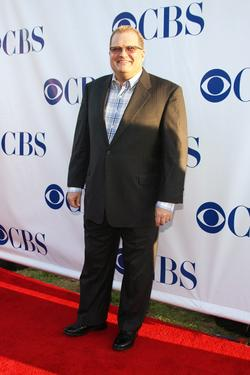 "Drew Carey at the CBS Summer ""Stars Party 2007."""