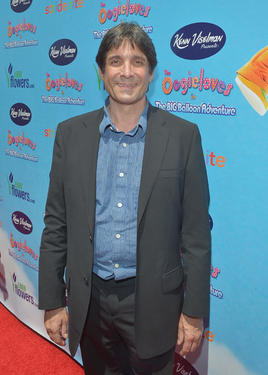 "Director Matthew Diamond at the California premiere of ""The Oogieloves in the Big Balloon Adventure."""
