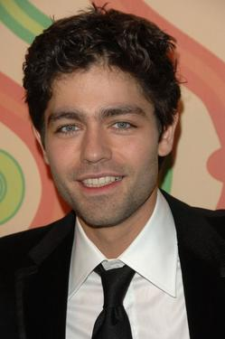 Adrian Grenier at the HBO's Post Golden Globe After Party.