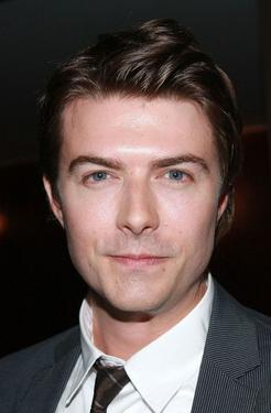 "Noah Bean at the premiere of ""Damages."""