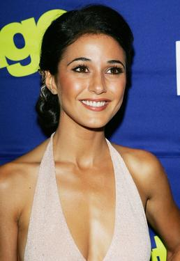 "Emmanuelle Chriqui at the premiere after party of ""Entourage."""