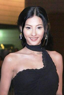Cecilia Cheung at the Hong Kong film awards.