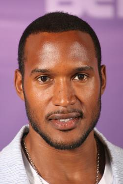 Henry Simmons at the 2007 BET Awards.