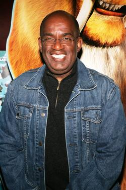 "Al Roker at the special screening of ""Ice Age: The Meltdown."""