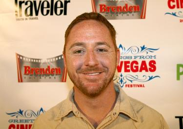 "Scott Grimes at the screening of ""Throwing Stars"" during the CineVegas film festival."