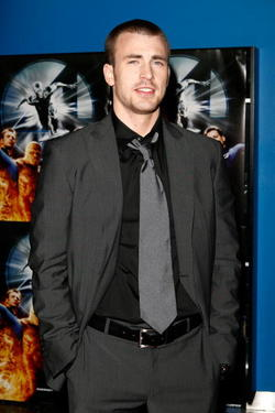 Chris Evans at the launch of the new V Max Cinema, Southland in Australia.