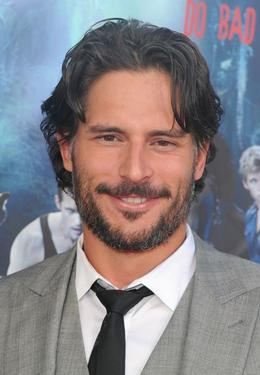 "Joe Manganiello at the premiere of ""True Blood"" Season 3."
