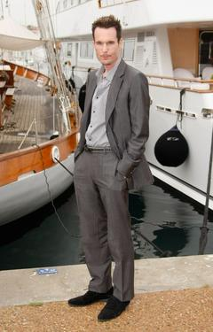 "Michael Eklund at the photocall of ""Inconceivable"" during the 61st International Cannes Film Festival."