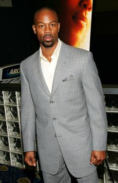 "Darrin Henson at the screening of ""Life Support."""