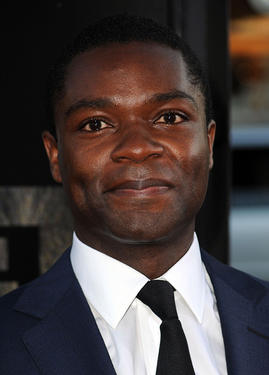 "David Oyelowo at the California premiere of ""Rise Of The Planet Of The Apes."""