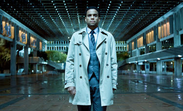 "Michael Ealy in ""Underworld Awakening."""