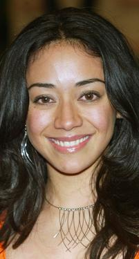 "Aimee Garcia at the premiere of ""Spanglish."""