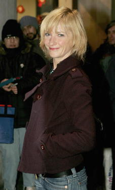 "Jane Horrocks at the UK premiere of ""Stoned""."