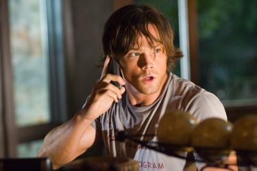 "Jared Padalecki as Clay in ""Friday the 13th."""