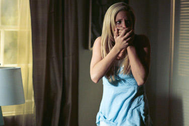 "Brittany Snow in ""Prom Night."""