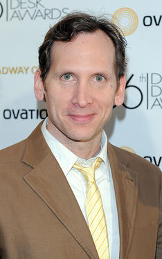 "Stephen Kunken at the Drama Desk Panel Discussion: ""Film and TV Stars on New York Stage"" in New York."