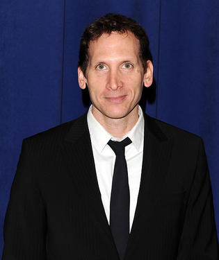 "Stephen Kunken at the Meet The Cast Of Broadway's ""Enron"" in New York."