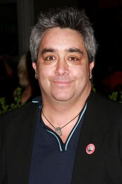 "Stephen Adly-Guirgis at the opening night party celebrating the world premiere of ""The Little Flower of East Orange."""