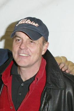 "Michael Ironside at the premiere of ""The Machinist"" during the 2004 Sundance Film Festival."