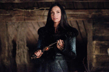 "Famke Janssen as Muriel in ""Hansel and Gretel: Witch Hunters."""