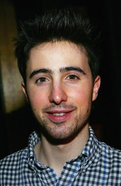 "Josh Zuckerman at the after party of the premiere of ""Feast."""