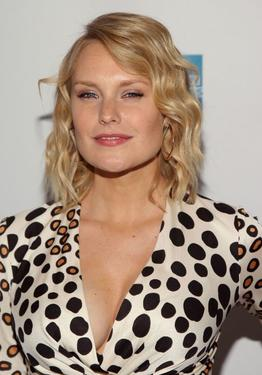 "Laura Allen at the premiere of ""From Within"" during the 2008 Tribeca Film Festival."