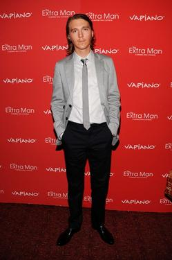 "Paul Dano at the New York premiere of ""The Extra Man."""