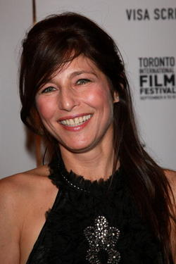 """Into the Wild"" star Catherine Keener at the premiere during the Toronto International Film Festival."