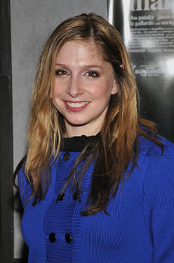 "Shoshannah Stern at the premiere of ""Adventures Of Power"" during the 2008 Sundance Film Festival."