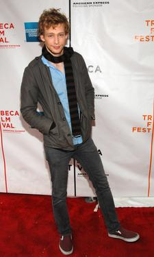 "Johnny Lewis at the premiere of ""Palo Alto"" during the 2007 Tribeca Film Festival."