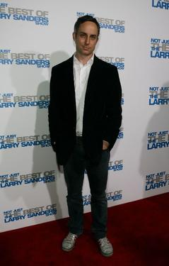 "Wallace Langham at the wrap party and DVD release for ""The Larry Sanders Show."""