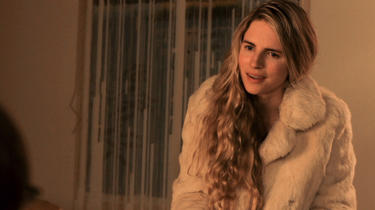 "Brit Marling as Maggie in ""Sound of My Voice."""