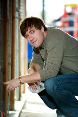 "Mark Duplass as Bryan in ""Darling Companion."""