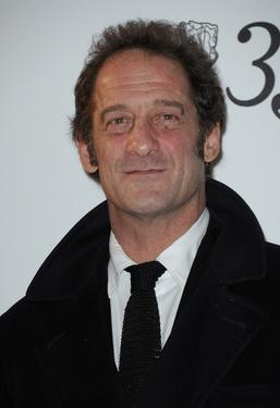 Vincent Lindon at the 35th Cesar Film Awards 2010.