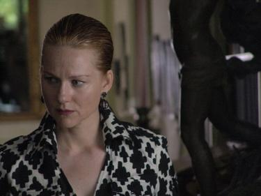 "Laura Linney in ""The City of Your Final Destination."""