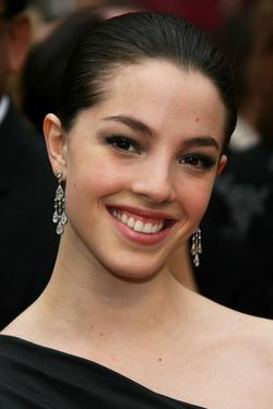 Olivia Thirlby at the 80th Annual Academy Awards.