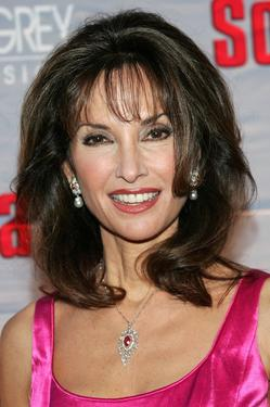 "Susan Lucci at the premiere of ""The Sopranos."""
