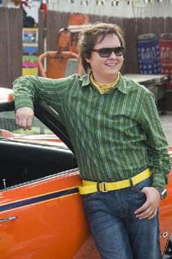 "Clark Duke in ""Sex Drive."""