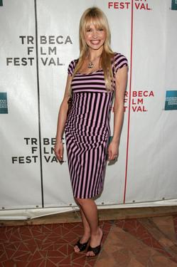 "Valerie Azlynn at the premiere of ""I'm Reed Fish"" during the 5th Annual Tribeca Film Festival."