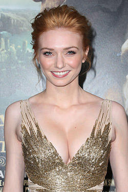 "Eleanor Tomlinson at TCL Chinese Theatre for the premiere of ""Jack the Giant Slayer."""