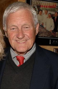 "Orson Bean at the after party of ""Salome."""