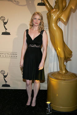 Paula Malcolmson at the 2006 Creative Arts Awards in California.