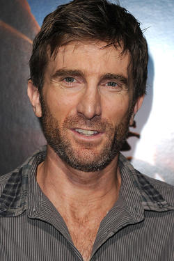 "Sharlto Copley at the ""127 Hours"" premiere in Beverly Hills."
