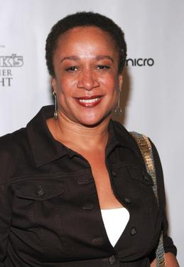 "S. Epatha Merkeson at the Gen Art 11th Annual ""Fresh Faces In Fashion"" Spring 2006 fashion show during Olympus Fashion Week."