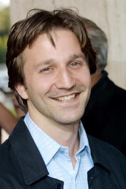 "Breckin Meyer at the premiere of ""Rat Race."""