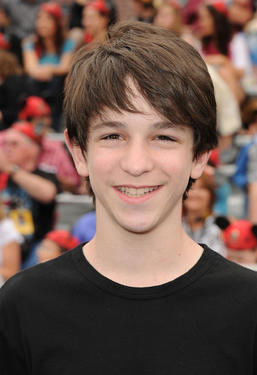 "Zachary Gordon at the California premiere of ""Pirates Of The Caribbean: On Stranger Tides."""